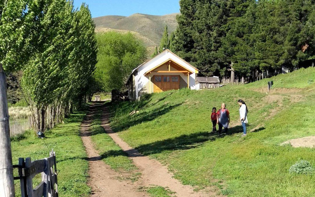 La maternidad mapuche en tiempos de Benetton
